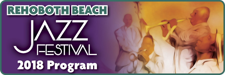 Rehoboth Beach Jazz Festival Program